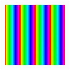 Rainbow Gradient Medium Glasses Cloth (2 Side) by Simbadda