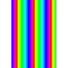 Rainbow Gradient 5 5  X 8 5  Notebooks by Simbadda