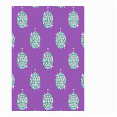 Disco Ball Wallpaper Retina Purple Light Small Garden Flag (two Sides) by Alisyart