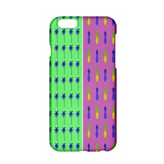 Eye Coconut Palms Lips Pineapple Pink Green Red Yellow Apple Iphone 6/6s Hardshell Case by Alisyart