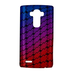 Colorful Red & Blue Gradient Background Lg G4 Hardshell Case by Simbadda