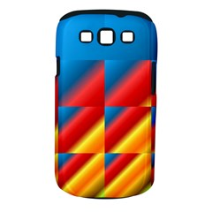 Gradient Map Filter Pack Table Samsung Galaxy S Iii Classic Hardshell Case (pc+silicone) by Simbadda