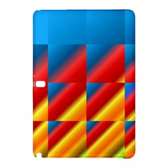 Gradient Map Filter Pack Table Samsung Galaxy Tab Pro 12.2 Hardshell Case by Simbadda