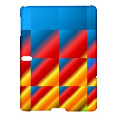 Gradient Map Filter Pack Table Samsung Galaxy Tab S (10 5 ) Hardshell Case  by Simbadda