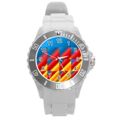 Gradient Map Filter Pack Table Round Plastic Sport Watch (l) by Simbadda