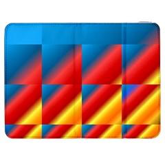 Gradient Map Filter Pack Table Samsung Galaxy Tab 7  P1000 Flip Case by Simbadda