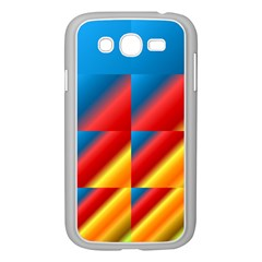 Gradient Map Filter Pack Table Samsung Galaxy Grand Duos I9082 Case (white) by Simbadda