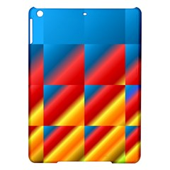 Gradient Map Filter Pack Table Ipad Air Hardshell Cases by Simbadda