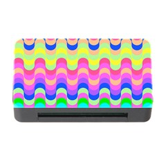 Dna Early Childhood Wave Chevron Woves Rainbow Memory Card Reader With Cf by Alisyart