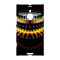 Abstract Led Lights Nokia Lumia 1520 by Simbadda