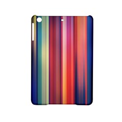 Texture Lines Vertical Lines Ipad Mini 2 Hardshell Cases by Simbadda