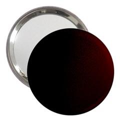 Abstract Dark Simple Red 3  Handbag Mirrors by Simbadda