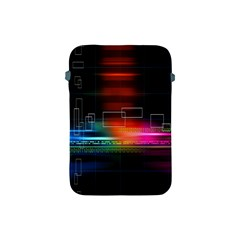 Abstract Binary Apple Ipad Mini Protective Soft Cases by Simbadda
