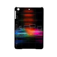 Abstract Binary Ipad Mini 2 Hardshell Cases by Simbadda