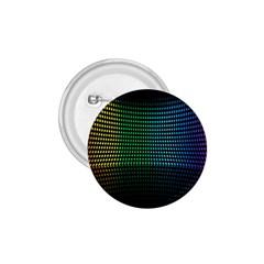 Abstract Multicolor Rainbows Circles 1 75  Buttons by Simbadda