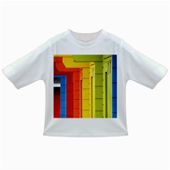 Abstract Minimalism Architecture Infant/toddler T Shirts