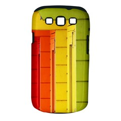 Abstract Minimalism Architecture Samsung Galaxy S Iii Classic Hardshell Case (pc+silicone) by Simbadda