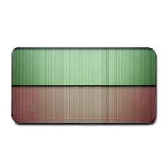 Lines Stripes Texture Colorful Medium Bar Mats by Simbadda