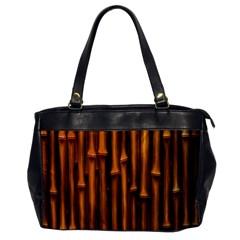 Abstract Bamboo Office Handbags by Simbadda