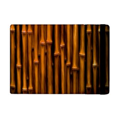 Abstract Bamboo Apple Ipad Mini Flip Case by Simbadda