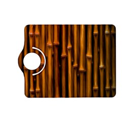 Abstract Bamboo Kindle Fire Hd (2013) Flip 360 Case by Simbadda
