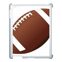 Football American Sport Ball Apple Ipad 3/4 Case (white) by Alisyart