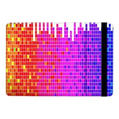 Square Spectrum Abstract Samsung Galaxy Tab Pro 10 1  Flip Case by Simbadda
