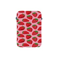 Fruit Strawbery Red Sweet Fres Apple Ipad Mini Protective Soft Cases by Alisyart