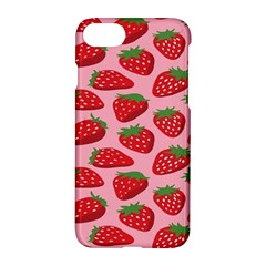 Fruit Strawbery Red Sweet Fres Apple Iphone 7 Hardshell Case by Alisyart