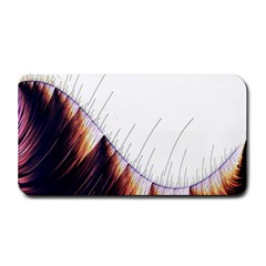 Abstract Lines Medium Bar Mats by Simbadda