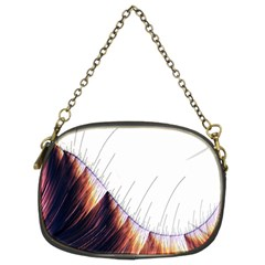 Abstract Lines Chain Purses (two Sides)  by Simbadda