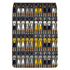 Football Uniforms Team Clup Sport Flap Covers (s)  by Alisyart