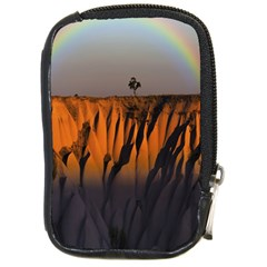 Rainbows Landscape Nature Compact Camera Cases by Simbadda