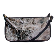 Earth Landscape Aerial View Nature Shoulder Clutch Bags by Simbadda