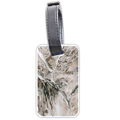 Earth Landscape Aerial View Nature Luggage Tags (two Sides) by Simbadda