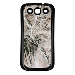 Earth Landscape Aerial View Nature Samsung Galaxy S3 Back Case (black) by Simbadda