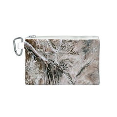 Earth Landscape Aerial View Nature Canvas Cosmetic Bag (s) by Simbadda