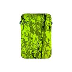 Concept Art Spider Digital Art Green Apple Ipad Mini Protective Soft Cases by Simbadda