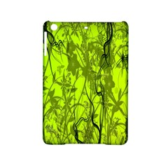 Concept Art Spider Digital Art Green Ipad Mini 2 Hardshell Cases by Simbadda