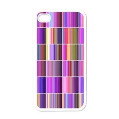 Plasma Gradient Gradation Apple Iphone 4 Case (white) by Simbadda
