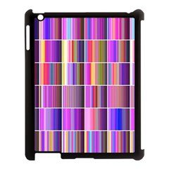 Plasma Gradient Gradation Apple Ipad 3/4 Case (black) by Simbadda