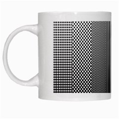 Semi Authentic Screen Tone Gradient Pack White Mugs by Simbadda