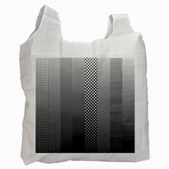 Semi Authentic Screen Tone Gradient Pack Recycle Bag (one Side) by Simbadda