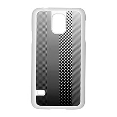 Semi Authentic Screen Tone Gradient Pack Samsung Galaxy S5 Case (white) by Simbadda