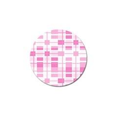 Pattern Golf Ball Marker by Valentinaart