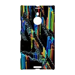 Abstract 3d Blender Colorful Nokia Lumia 1520 by Simbadda