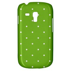 Mages Pinterest Green White Polka Dots Crafting Circle Galaxy S3 Mini by Alisyart