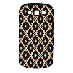 Flower Floral Line Star Sunflower Samsung Galaxy S Iii Classic Hardshell Case (pc+silicone) by Alisyart
