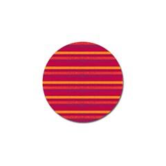 Lines Golf Ball Marker by Valentinaart