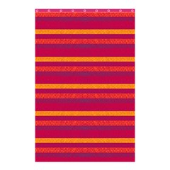 Lines Shower Curtain 48  X 72  (small)  by Valentinaart